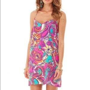 Lilly Pulitzer Dusk Dress Sea and Be Seen size S